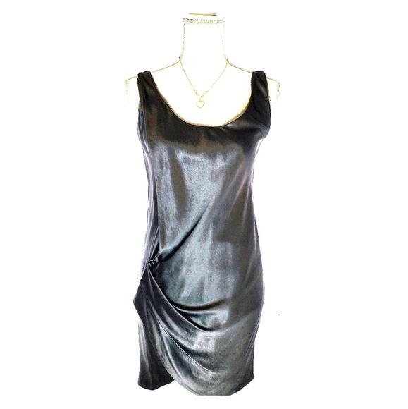 Helmut Lang Dresses & Skirts - Helmut Lang sz 0 charcoal NWT